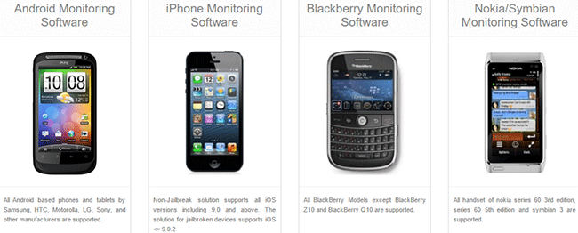 spy software blackberry q10